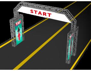 TAF Truss Aluminium | GATE 3 | Gates