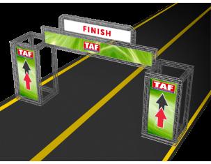 TAF Truss Aluminium | GATE 5 | Gates
