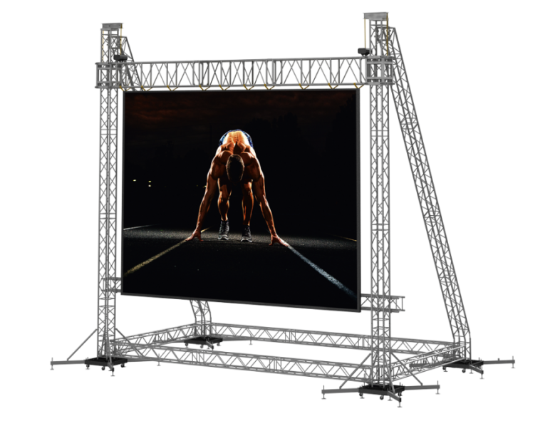 TAF Truss Aluminium   LED FRAME 3   LED Frames
