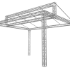 TAF Truss Aluminium | ROOF-S RST2 | Roofs