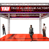 TAF Truss Aluminium | 5301 | Exhibit designs