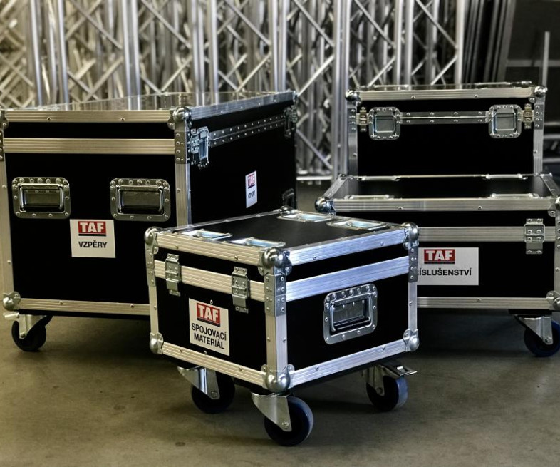 TAF Truss Aluminium | Flight Cases