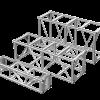 TAF Truss Aluminium | Truss roscado