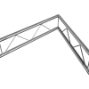TAF Truss Aluminium | FT22-C20-V | FT Truss