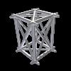 TAF Truss Aluminium | GS910-MCB | Fork Truss
