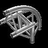 TAF Truss Aluminium | PT33-C24R | PT Truss