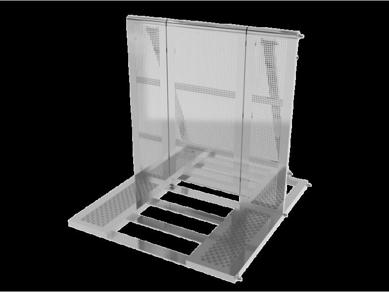 TAF Truss Aluminium | BR-G | Barriers