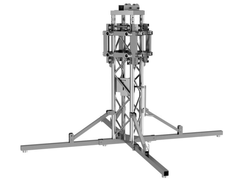 TAF Truss Aluminium | TOWER 05 | Towers