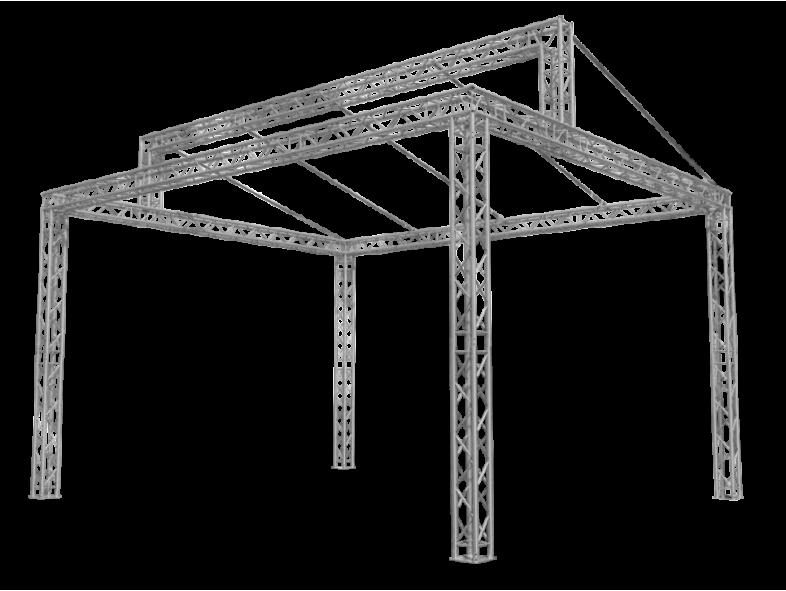 TAF Truss Aluminium | ROOF-S RST3 | Roofs
