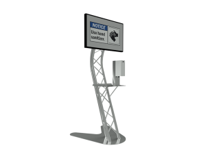 TAF Truss Aluminium | Sanitizer Stand SD10 | Sanitizer Stands