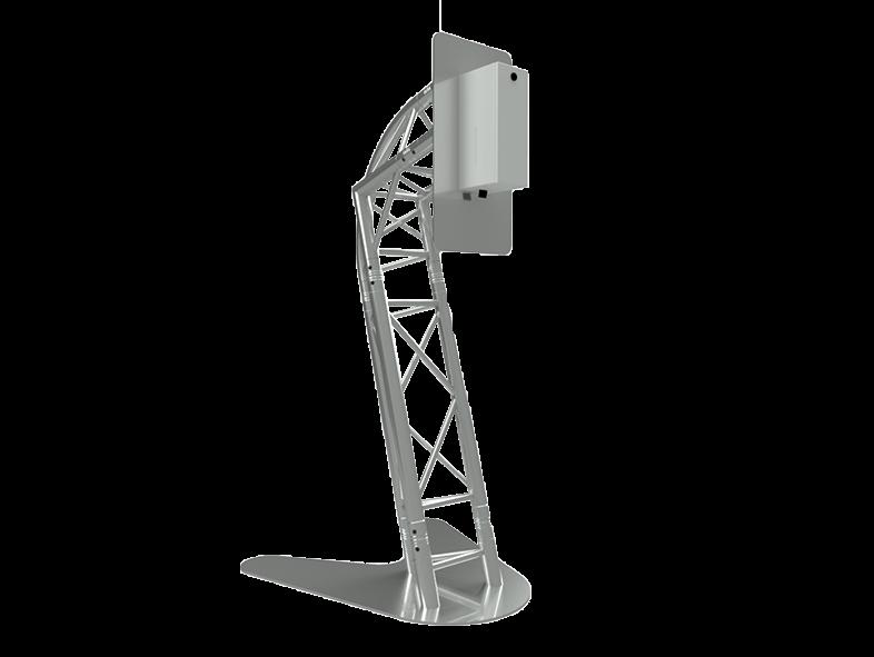 TAF Truss Aluminium | Sanitizer Stand SD20 | Sanitizer Stands
