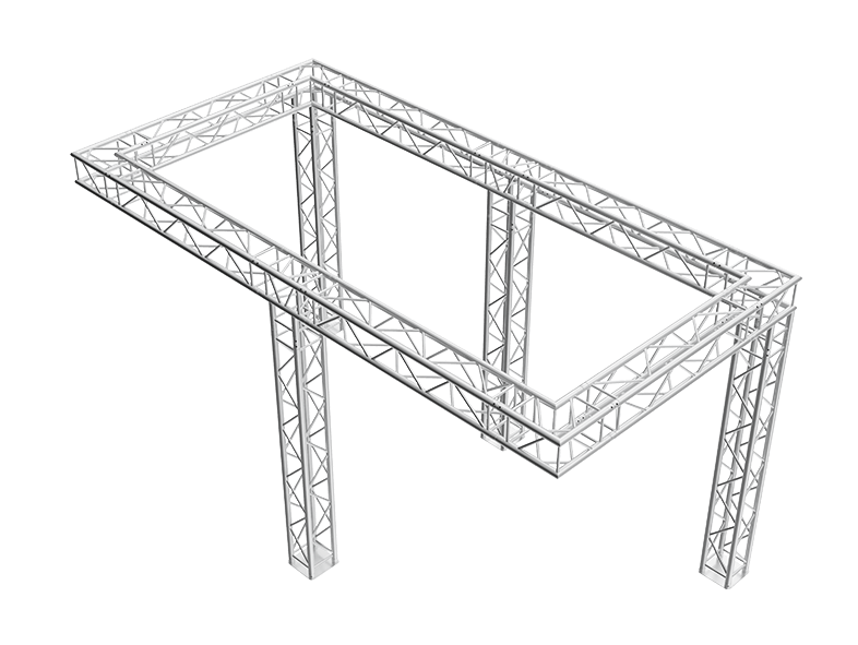 TAF Truss Aluminium | 5250 | Exhibit designs