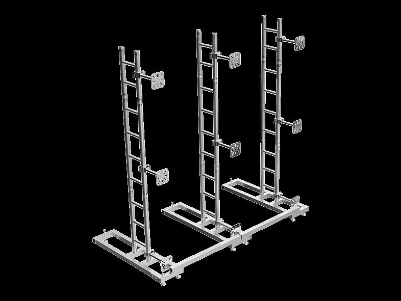 TAF Truss Aluminium   LED SUPPORT   LED Frames