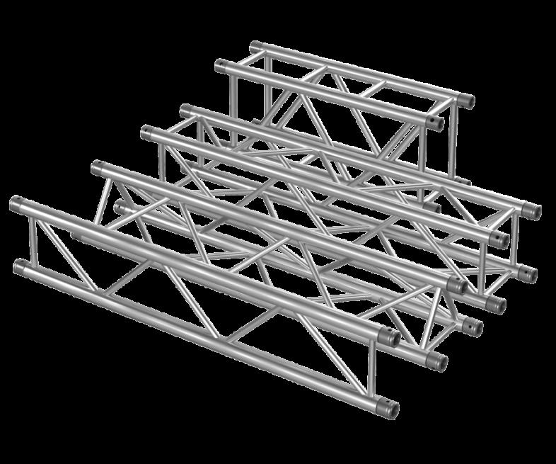 TAF Truss Aluminium | FT Truss espiga
