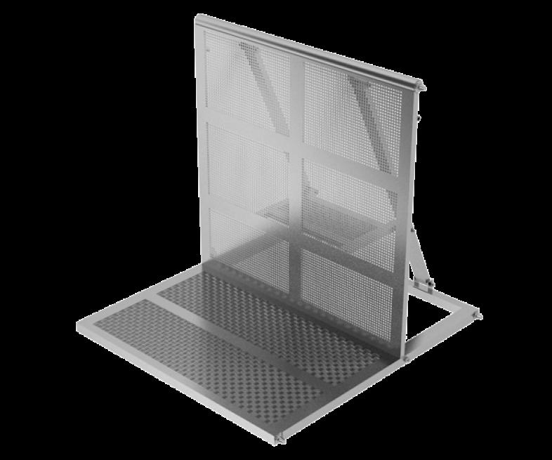 TAF Truss Aluminium | Barreras