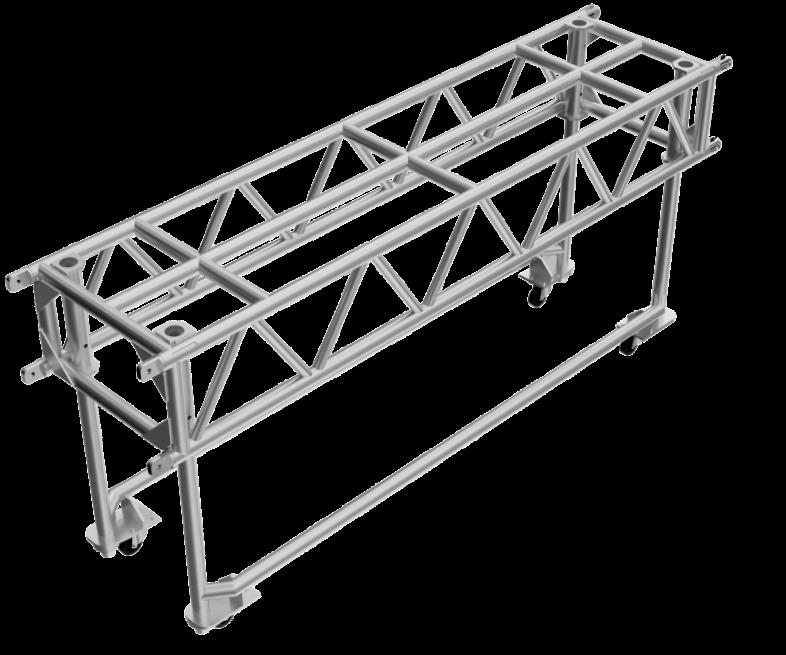 TAF Truss Aluminium | Pre-Rig Truss