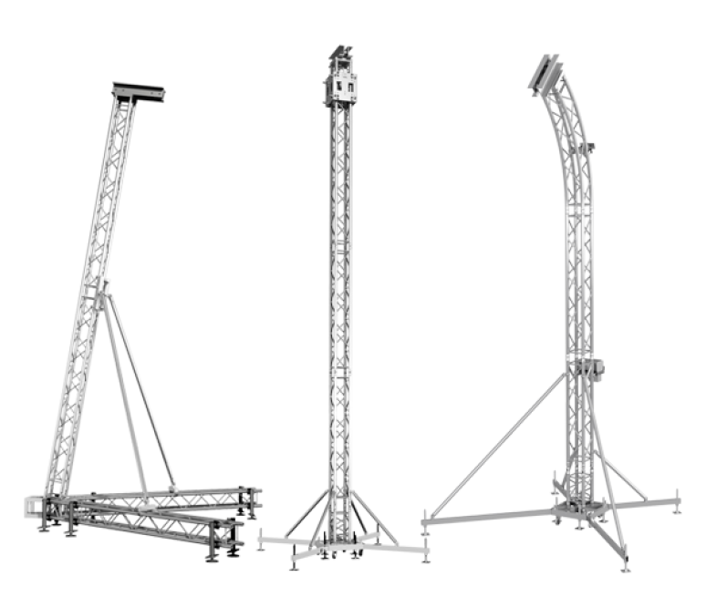 TAF Truss Aluminium | Towers