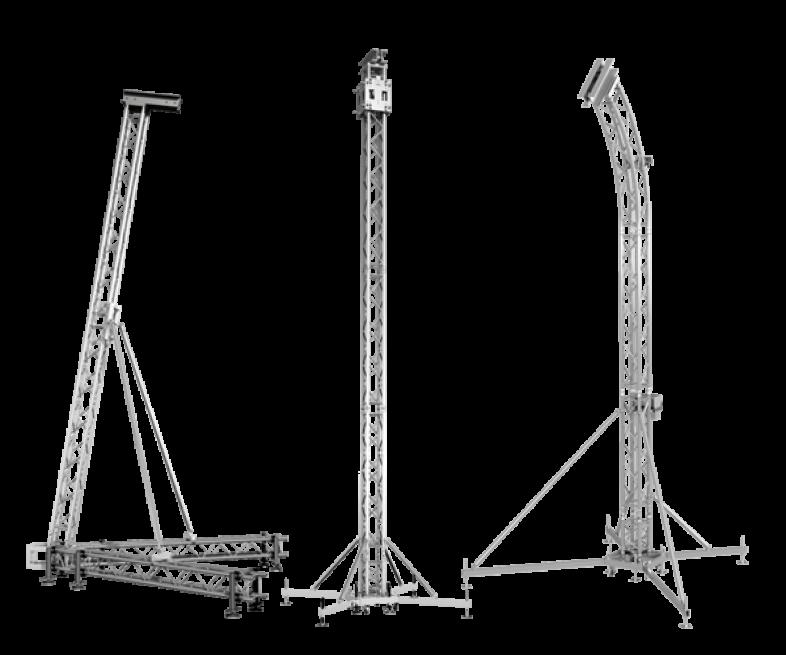 TAF Truss Aluminium | Torres