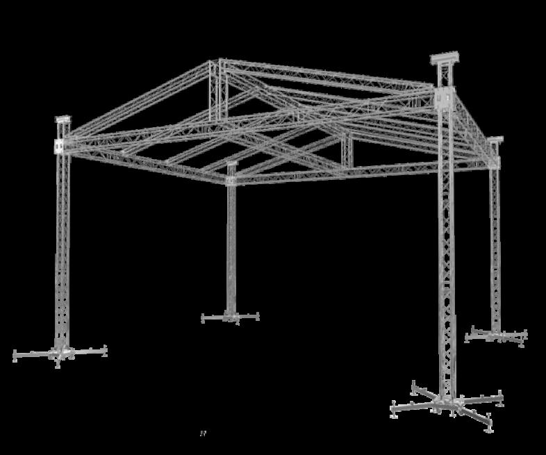 TAF Truss Aluminium | Roofs