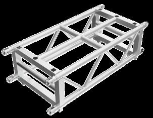 TAF Truss Aluminium | PR2-122 | Pre-Rig Truss
