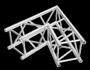 TAF Truss Aluminium | PT44-C20 | PT Truss