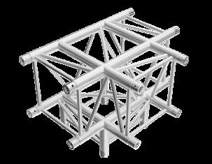 TAF Truss Aluminium | PT44-T42 | PT Truss