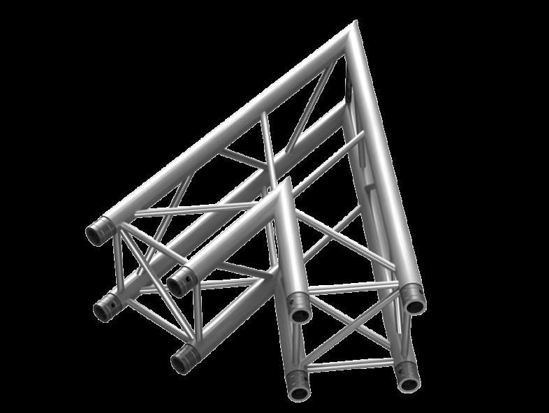 TAF Truss Aluminium | PTH34-C19 | PT Truss