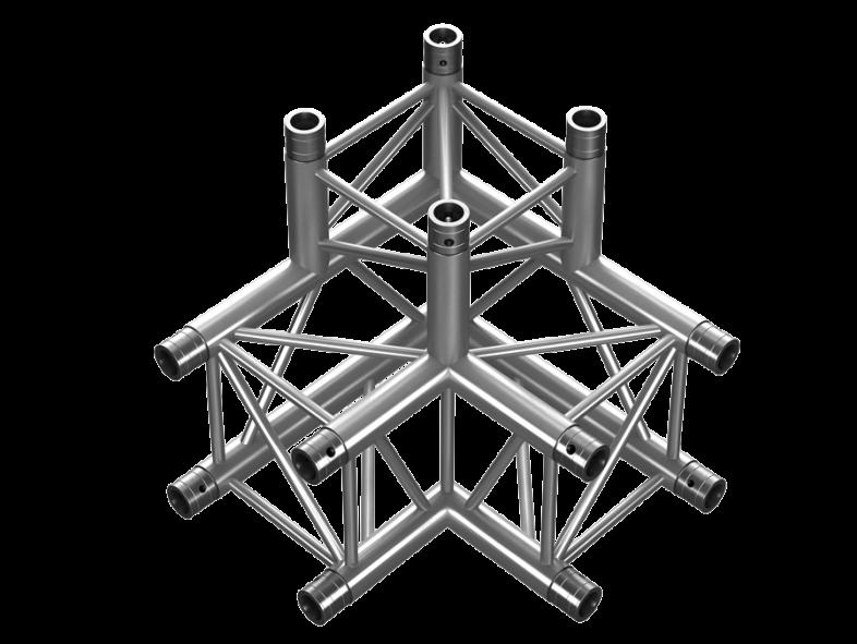 TAF Truss Aluminium | PTH34-C30 | PT Truss