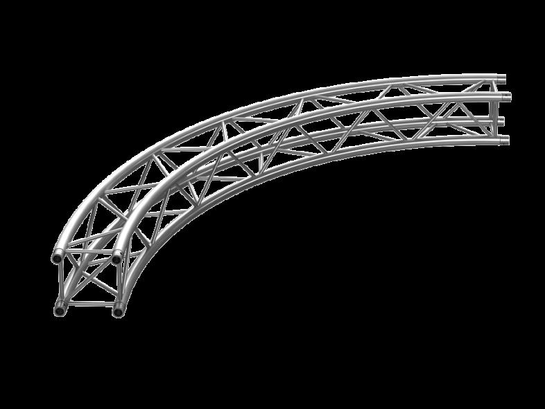 TAF Truss Aluminium   PTH34-C-2   PT Truss