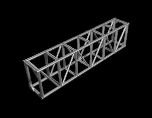 TAF Truss Aluminium | FTB-H-5 | Bolted Truss
