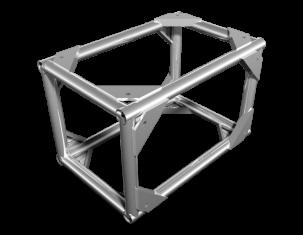 TAF Truss Aluminium | FTB-H-CB-6 | Bolted Truss