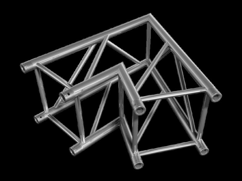 TAF Truss Aluminium   HT44-C20   FT Truss