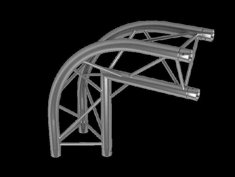 TAF Truss Aluminium   FT23-C25-R   FT Truss