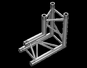 TAF Truss Aluminium | PT33-C25 | PT Truss