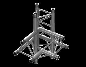 TAF Truss Aluminium | PT33-C44 | PT Truss