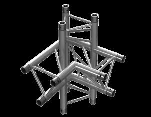 TAF Truss Aluminium | PT33-C45 | PT Truss