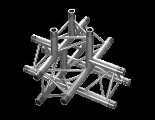 TAF Truss Aluminium | PT33-T51 | PT Truss