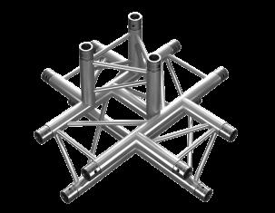 TAF Truss Aluminium | PT33-C52 | PT Truss