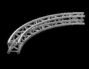 TAF Truss Aluminium | PT34-C | PT Truss